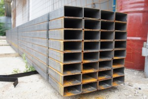 Teava rectangulara 80x80x3
