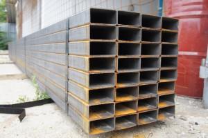 Teava rectangulara 120x120x4