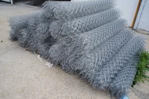 Plasa gard impletita 2.0x10 ml ø1.6mm