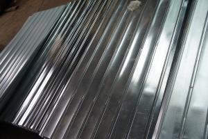 Tabla zincata cutata 0.5x2500x900 H12